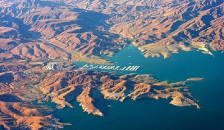 California Sheds Enough Water to Equal Lake Mead