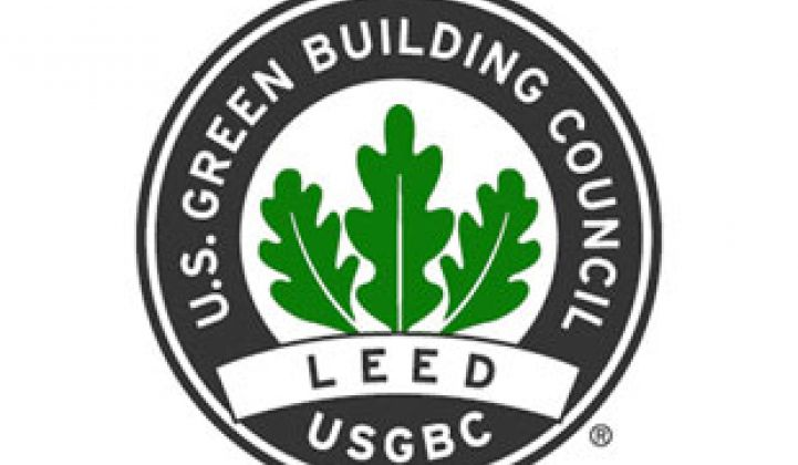 Does Your State Lead in LEED?