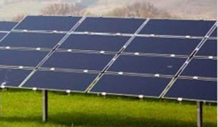 Solar Project Developer LRE Closes $14M VC Round