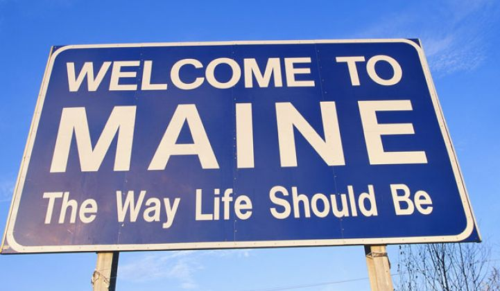Solar Bill Passed in Maine Sets the Stage for an Innovative Alternative to Net Metering