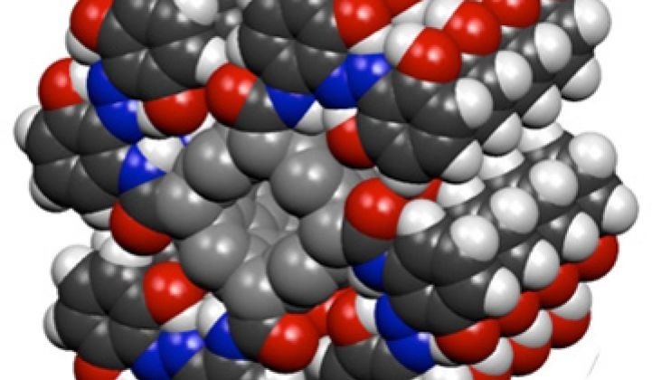 A Nanotube Battery for Storing Solar Energy