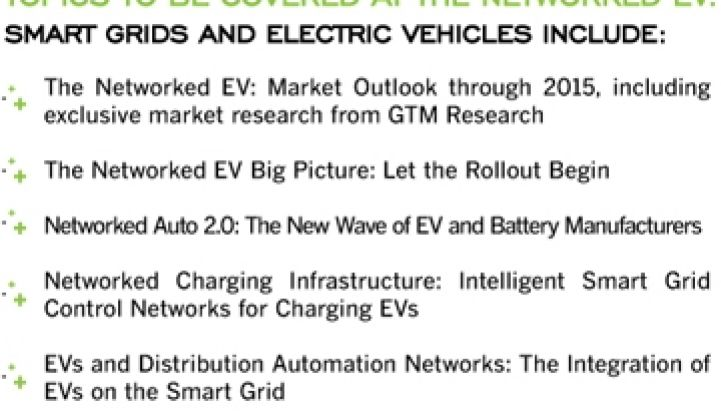 The Networked EV Opens Early Bird Registration