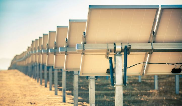 Global PV Tracker Market to Grow 254% Year-Over-Year in 2016