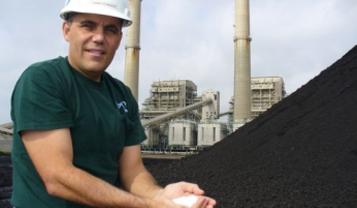 Carbon Capture on the Cheap?