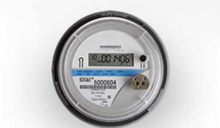 California Clarifies Smart Meter Privacy Rules