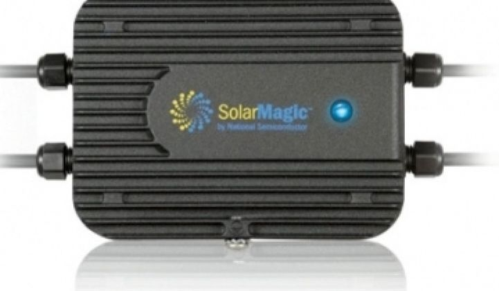 A Change in SolarMagic Product Strategy at National?