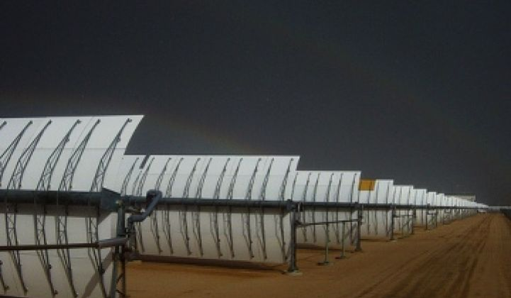 Are Solar Thermal Power Plants Doomed?