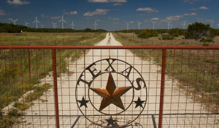 Will Texas Be the Home of the Low-Money-Down Microgrid?