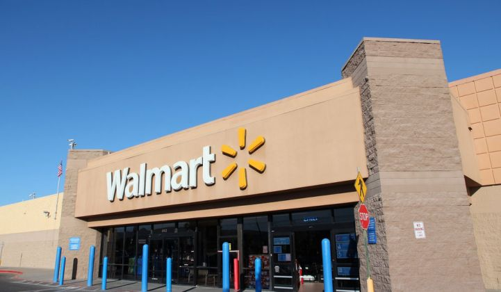 Wal-Mart, Advanced Microgrid Solutions to Turn Big-Box Stores Into Hybrid Electric Buildings