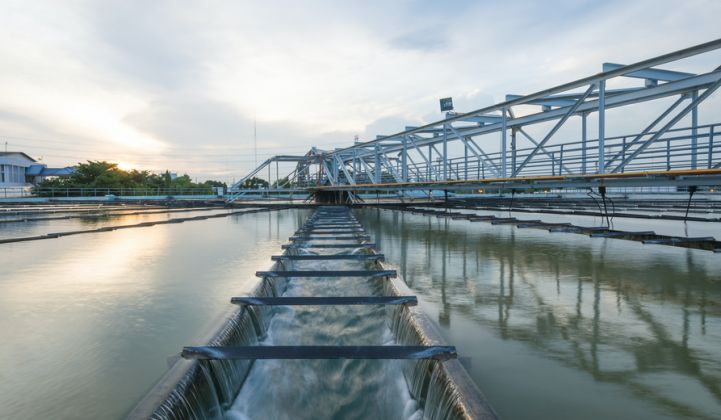 How Batteries Can Make the Water System More Grid-Friendly