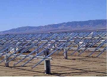 Antelope Valley Solar Ranch One: The Solar Power Plant That Could