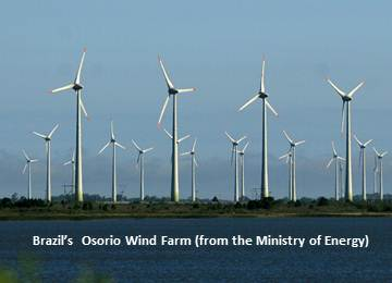 How Did Wind Beat the Price of Natural Gas in Brazil?