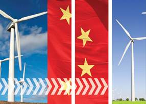 China's Huge Wind Market Feeling Growth Pains