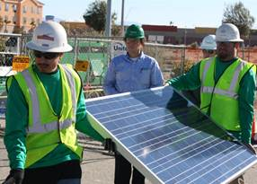 SolarCity Putting Teachers in the Classroom and Cops on the Streets