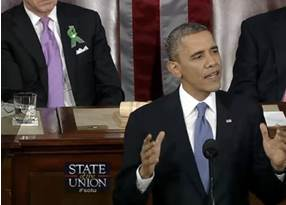 State of the Union 2013: The President's Remarks on Energy