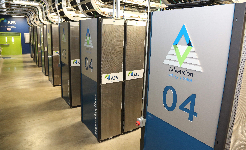AES and Siemens Partner to Create New Energy Storage Powerhouse