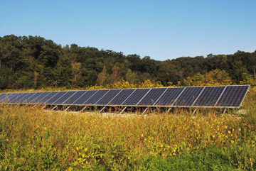 The Advantages of Developing Solar on Brownfields