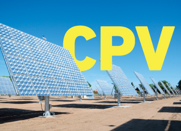 Big 50MW CPV Project in the Works for SolFocus in Mexico