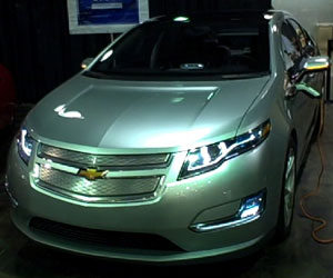 Chevy Volt Goes West