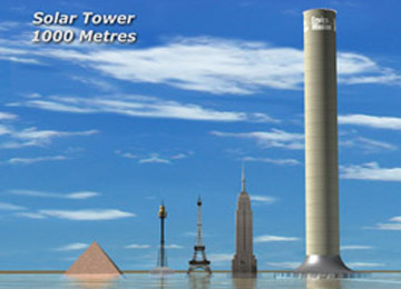 EnviroMission Continues to Live the Solar Chimney Dream