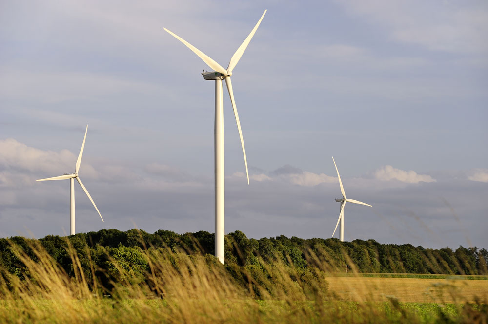 A Massive 2GW Wind Farm Is Coming to Oklahoma, and AEP Wants to Own It