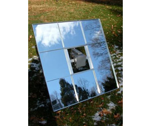 Heating Your Home With Mirrors