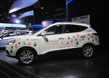 Fuel Cell Vehicles in California Need More Infrastructure
