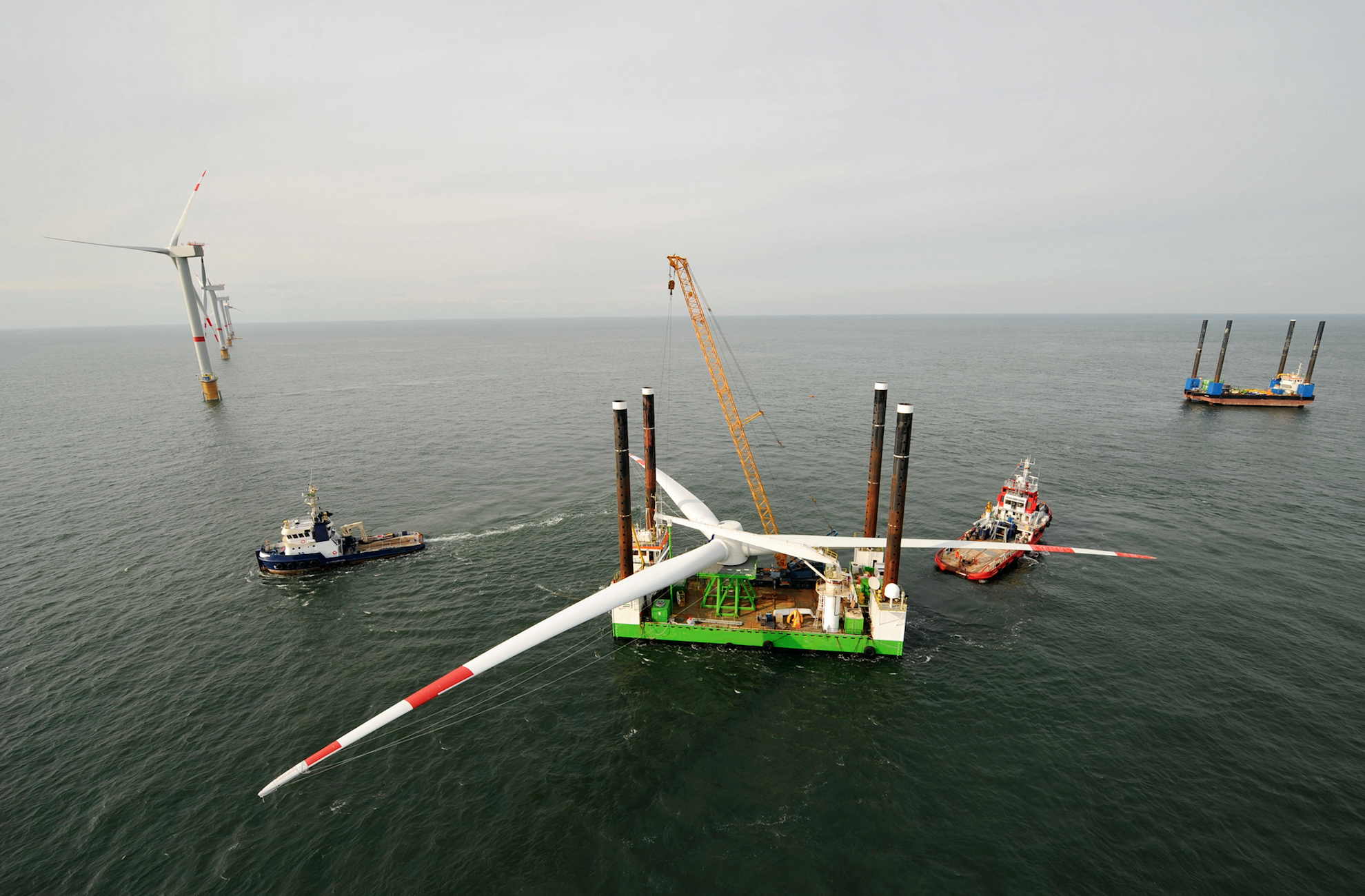 The Top 5 Emerging Markets for Offshore Wind