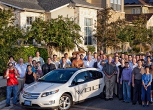 The Mobile App for Chevy Volt Home Charging