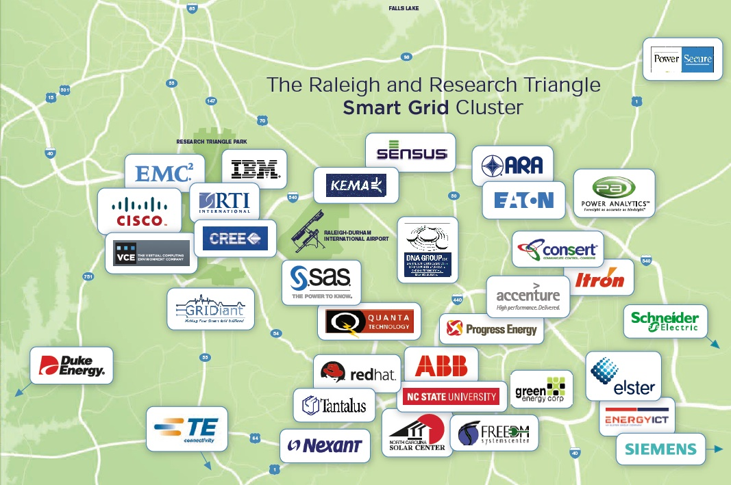 Research Triangle The New Silicon Valley Of The Smart