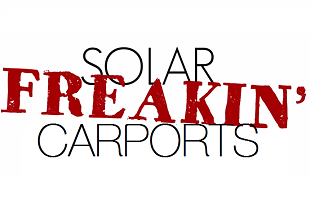 The Next Big Thing: Solar Freakin' Carports