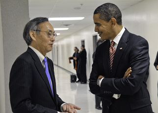 Who Will Succeed Energy Secretary Steve Chu at DOE?