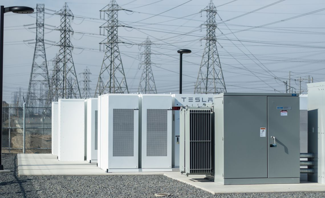 Tesla Greensmith Aes Deploy Aliso Canyon Battery Storage