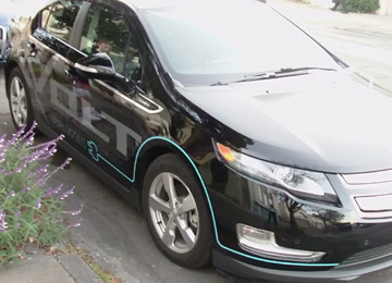 Chevy Volt to Get California Tax Credit in 2012