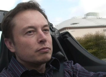 Tesla's Elon Musk Rebuts Claims by Martin Eberhard