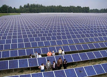 First Solar to Build 100MW Factory and Sell to EDF