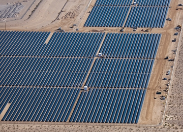 First Solar Proves That PV Plants Can Rival Frequency Response Services From Natural Gas Peakers
