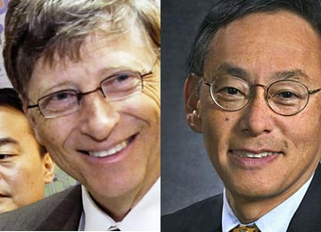 Inventing the Energy Future: Bill Gates and Steven Chu Have a Plan