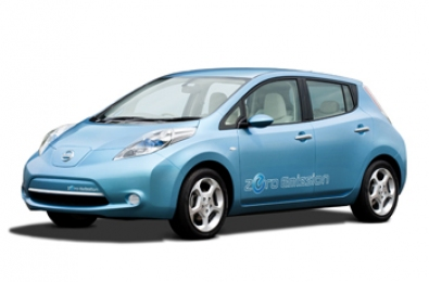 ABB, Nissan to Test Leaf Batteries for Community Storage