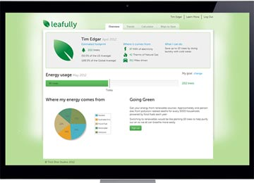 Leafully Wins Green Button Apps Contest