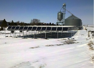 In the Midwest, Farmers Are Leading the Way on Solar Power