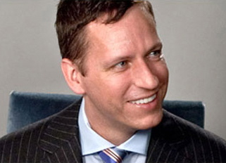 Peter Thiel Doesn't Like Cleantech VC, Mankind