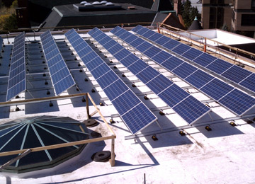 Unirac's 30% Share of the North American PV Rack Market