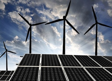 IEA Report: Wind and Solar Can Carry Bulk of Energy Transformation