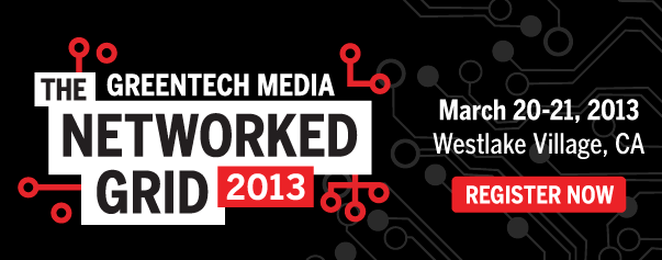 The Networked Grid 2013